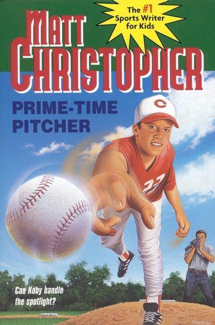 Prime Time Pitcher als Taschenbuch