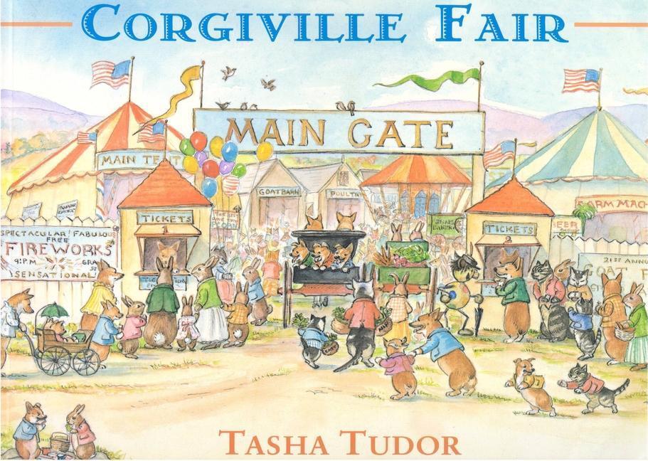 Corgiville Fair als Buch