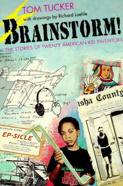 Brainstorm!: The Stories of Twenty American Kid Inventors als Taschenbuch