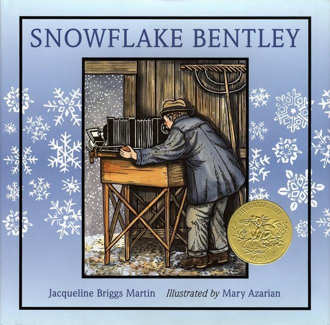 Snowflake Bentley als Buch