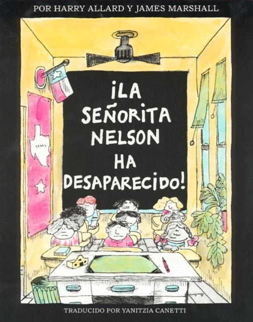 La Senorita Nelson Ha Desaparecido als Taschenbuch