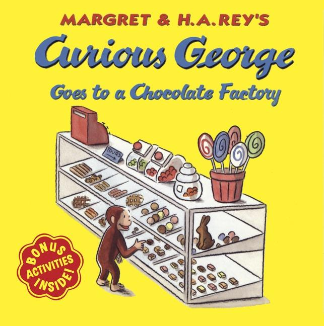 Curious George Goes to a Chocolate Factory als Taschenbuch