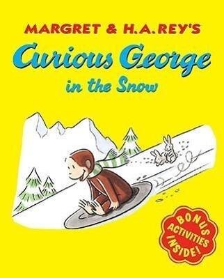 Curious George in the Snow als Taschenbuch