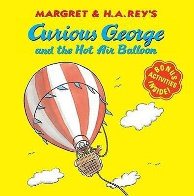 Curious George and the Hot Air Balloon als Taschenbuch