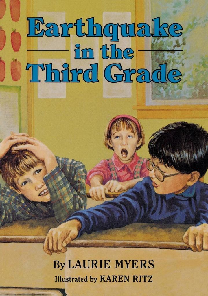 Earthquake in the Third Grade als Taschenbuch