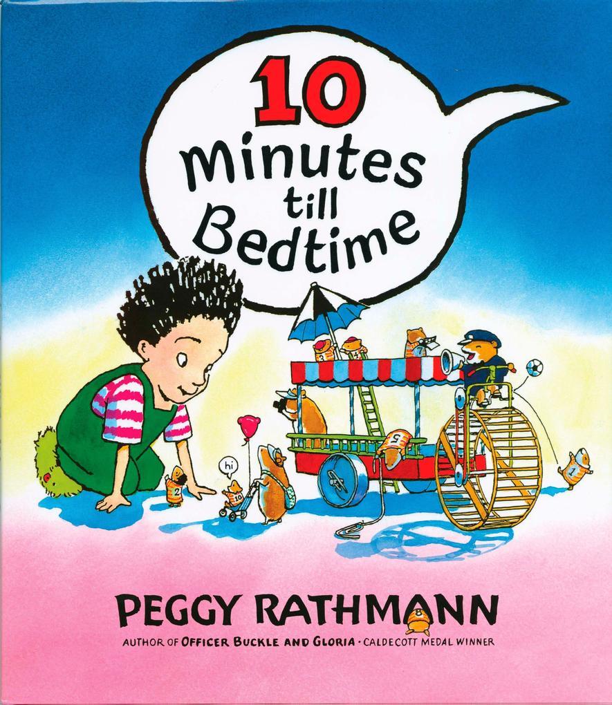 10 Minutes Till Bedtime als Buch