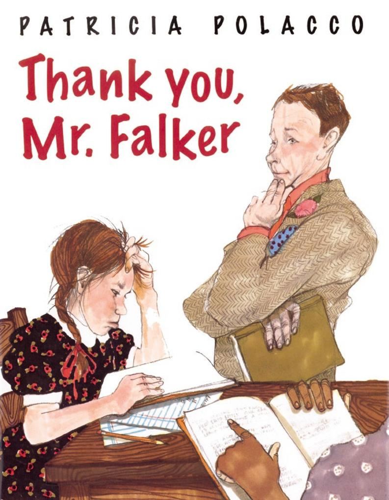 Thank You, Mr. Falker als Buch