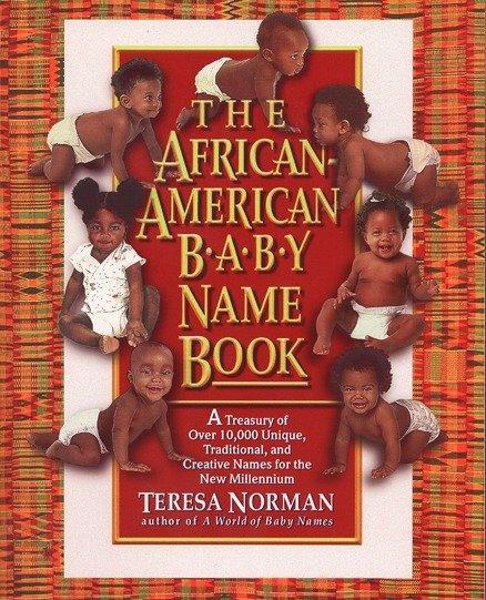 The African-American Baby Name Book als Taschenbuch