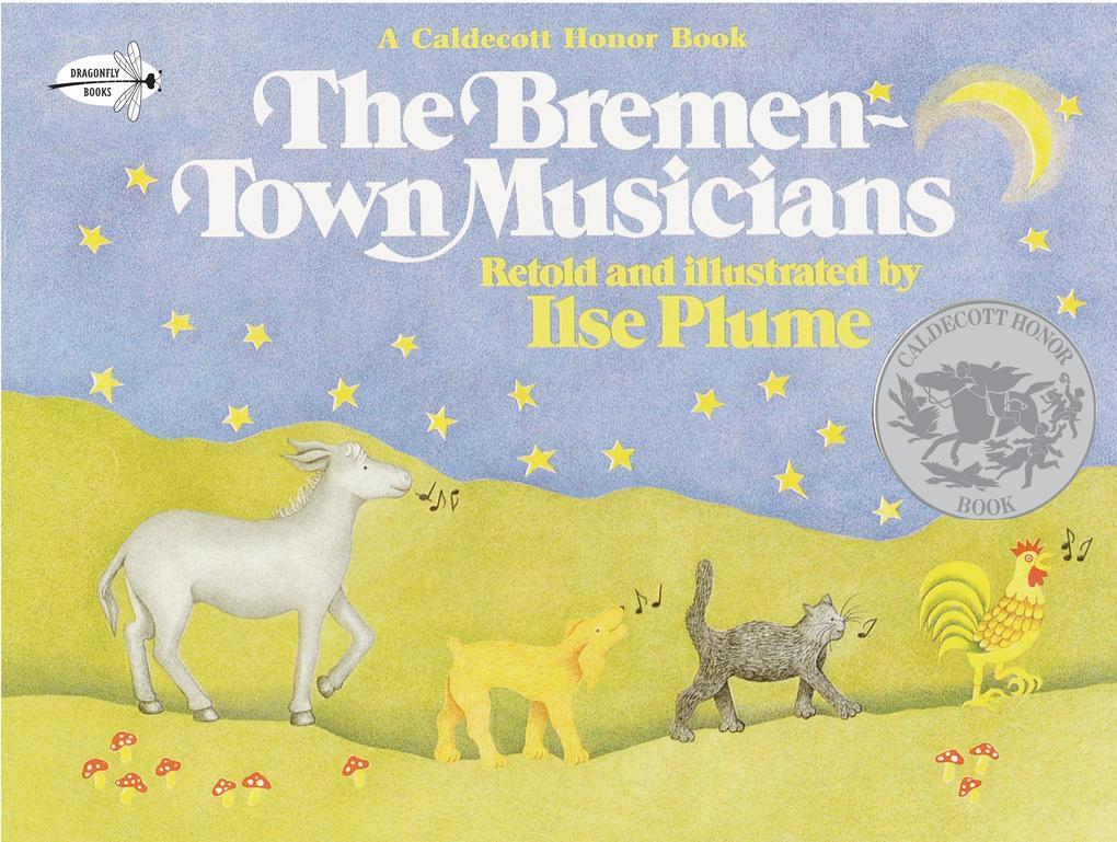 The Bremen-Town Musicians als Taschenbuch
