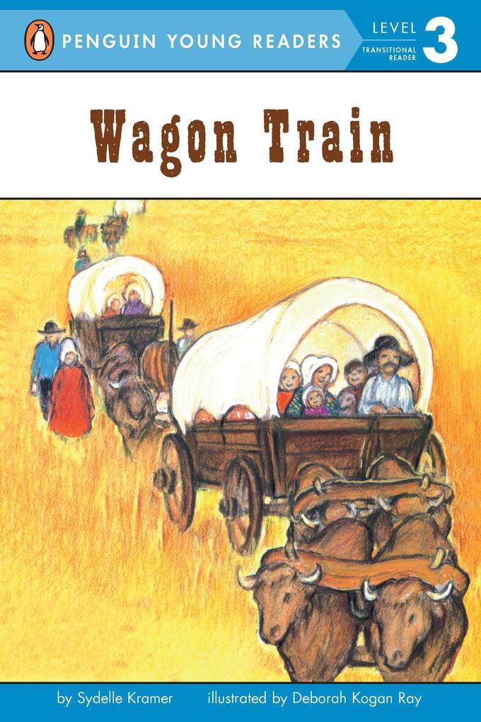 Wagon Train als Taschenbuch