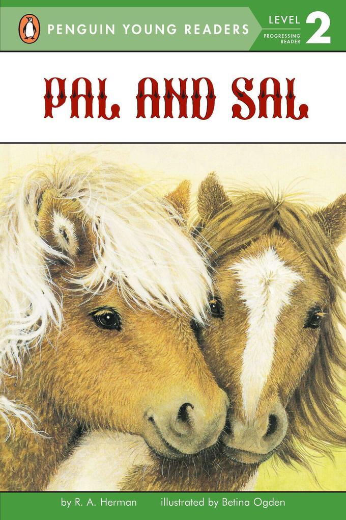 Pal and Sal als Taschenbuch