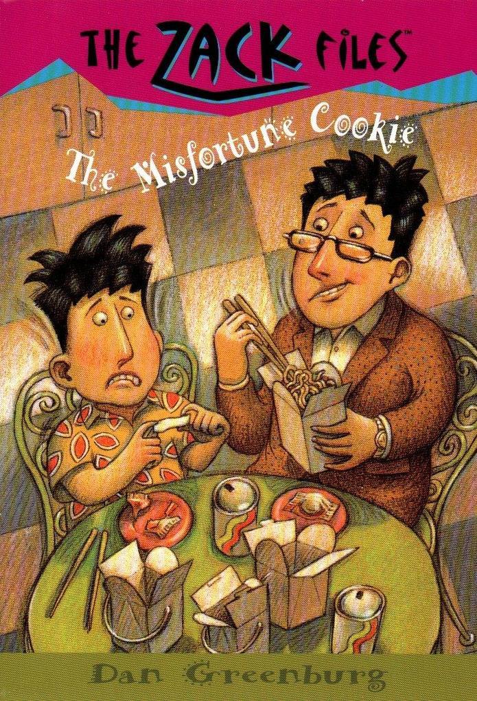 Zack Files 13: The Misfortune Cookie als Taschenbuch