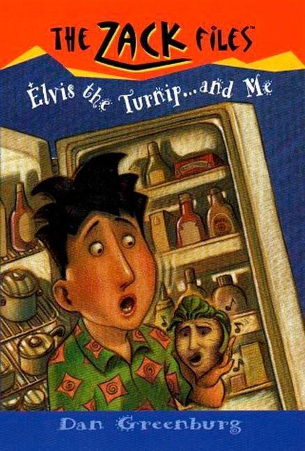 Zack Files 14: Elvis, the Turnip, and Me als Taschenbuch