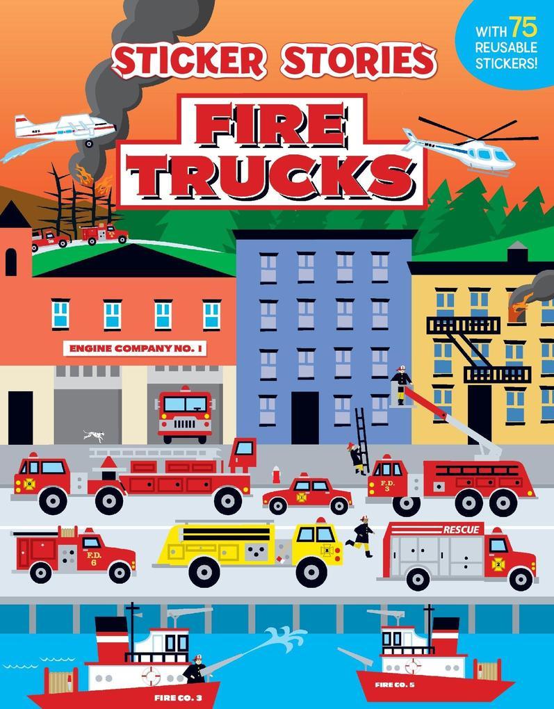 Fire Trucks als Taschenbuch