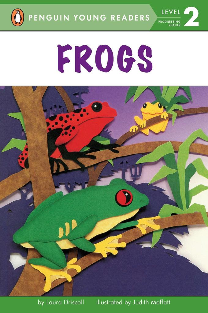 Frogs: All Aboard Science Reader Station Stop 1 als Taschenbuch