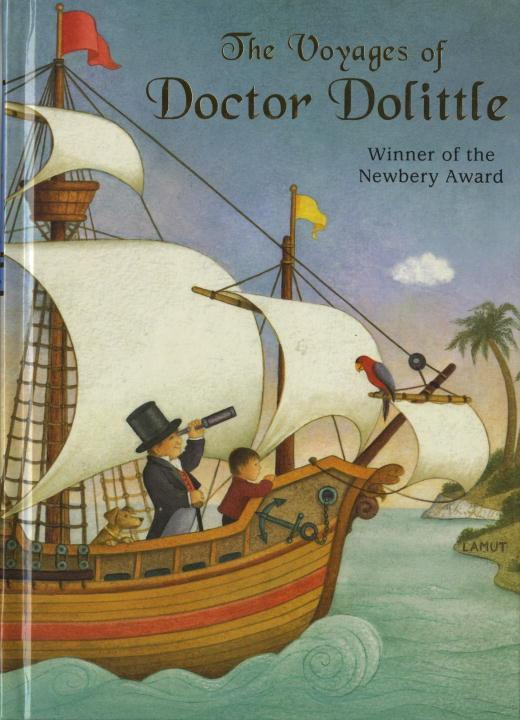 The Voyages of Doctor Dolittle als Buch