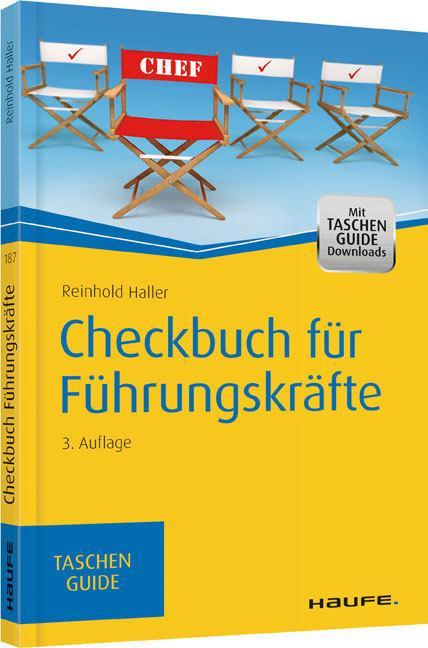 Checkbuch für Führungskräfte als Buch von Reinh...