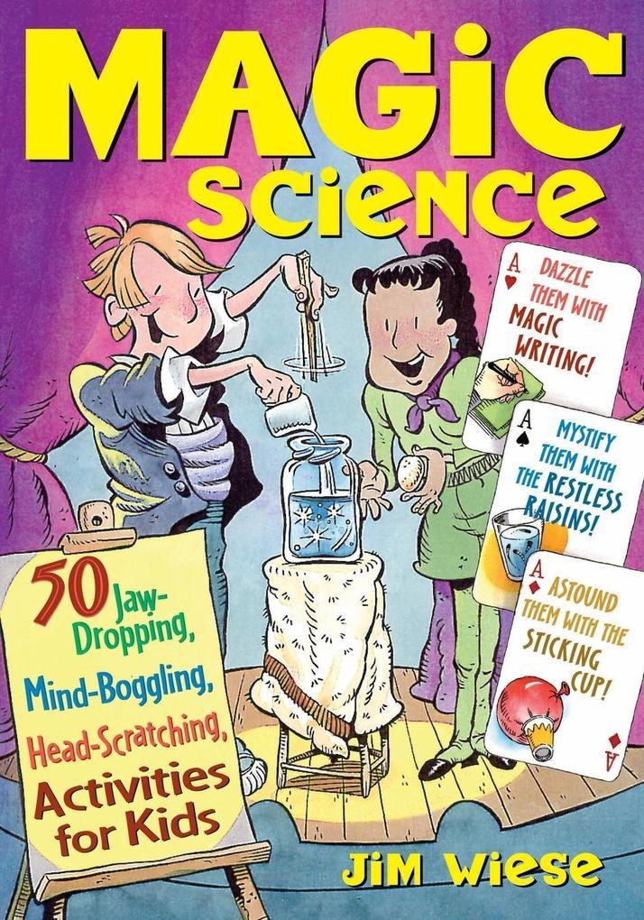 Magic Science als Taschenbuch