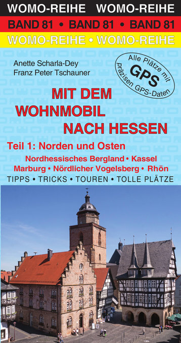 Mit dem Wohnmobil nach Hessen als eBook Downloa...