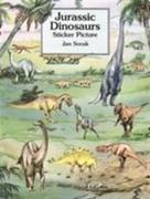 Jurassic Dinosaurs Sticker Picture