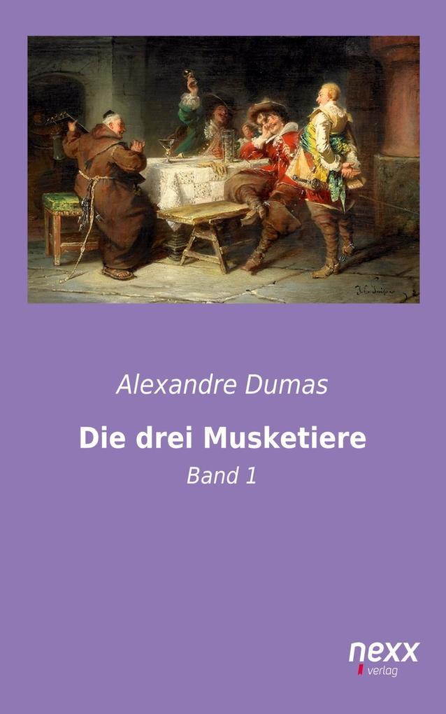 Die drei Musketiere als eBook