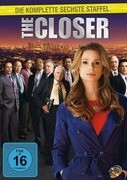 The Closer. Staffel.6, 3 DVDs