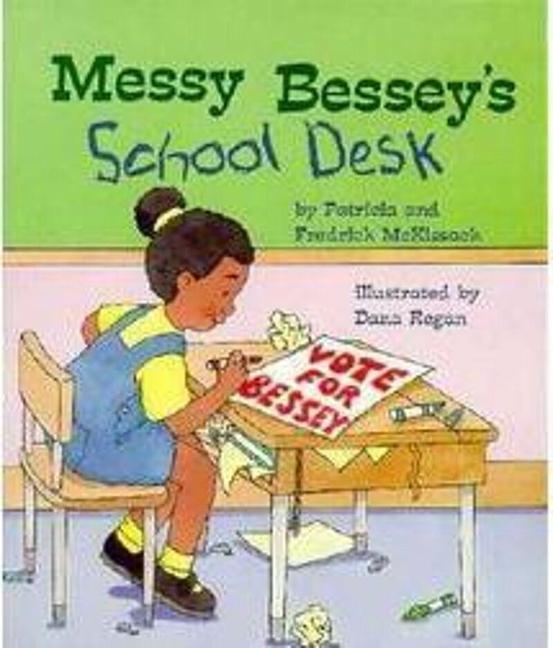 Messy Bessey's School Desk als Taschenbuch
