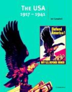 The USA, 1917-1941 als Buch