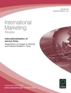 Internationalization of service firms als eBook...