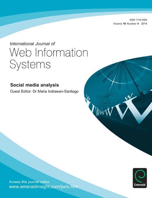 Social Media Analysis als eBook Download von