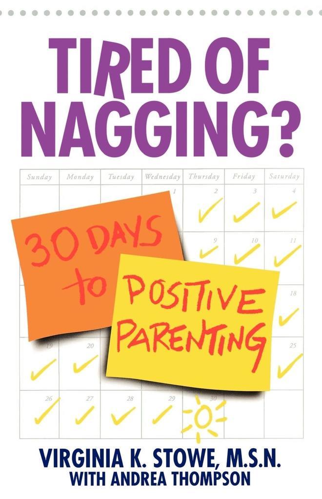 Tired of Nagging? als Taschenbuch