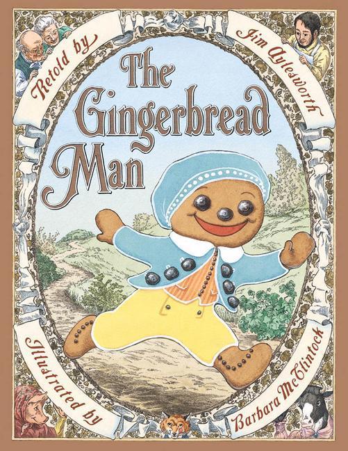 GINGERBREAD MAN als Buch