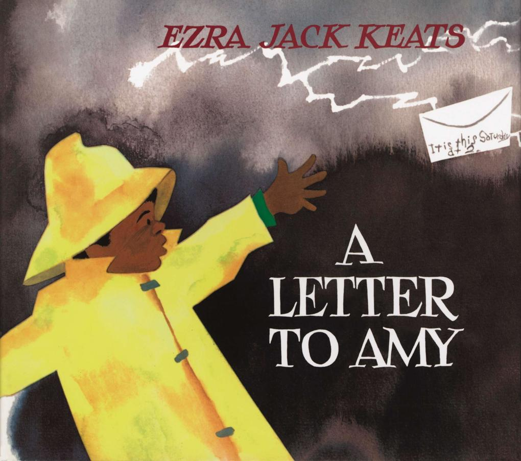 A Letter to Amy als Buch