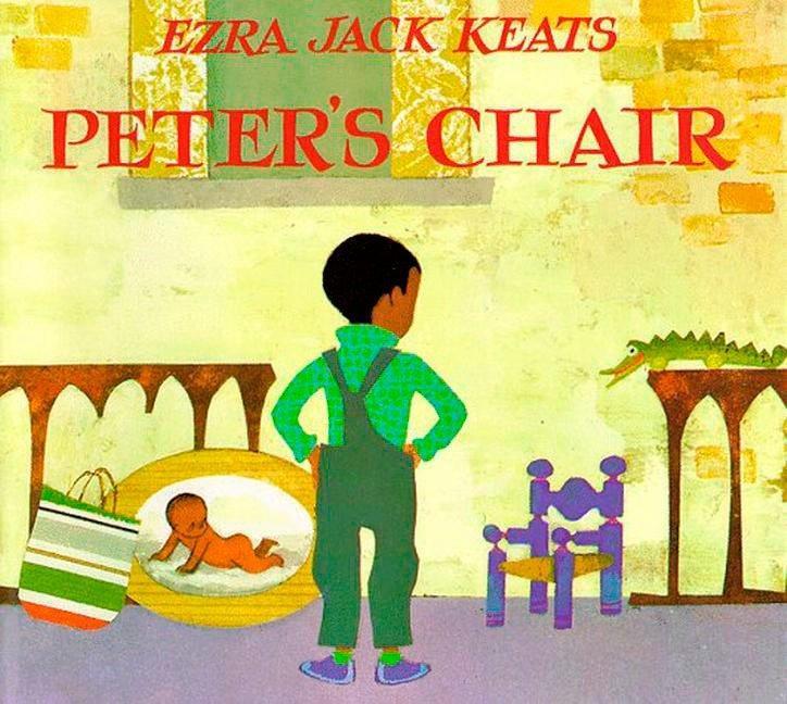 Peter's Chair als Buch