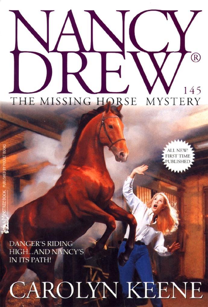 The Missing Horse Mystery als Taschenbuch