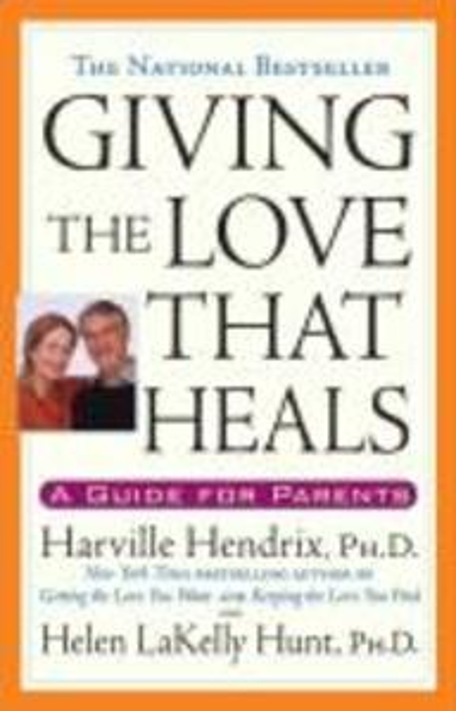 Giving the Love That Heals als Taschenbuch