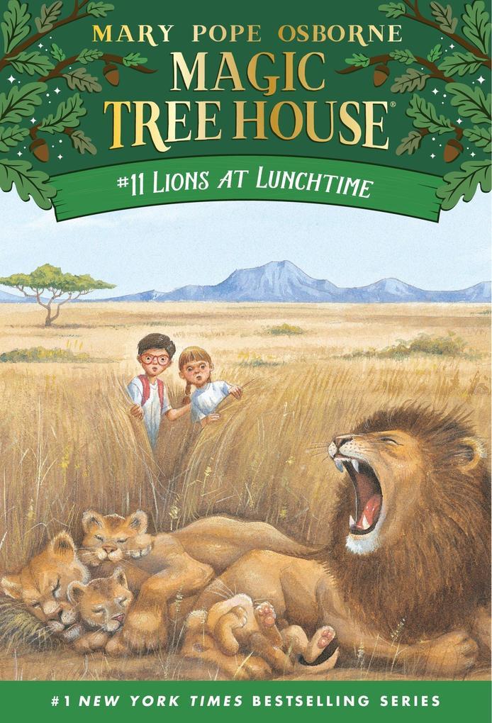 Lions at Lunchtime als Taschenbuch