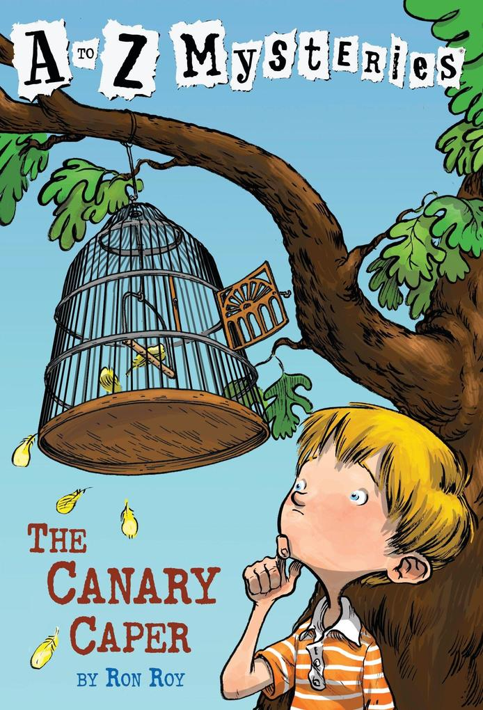 The Canary Caper als Taschenbuch