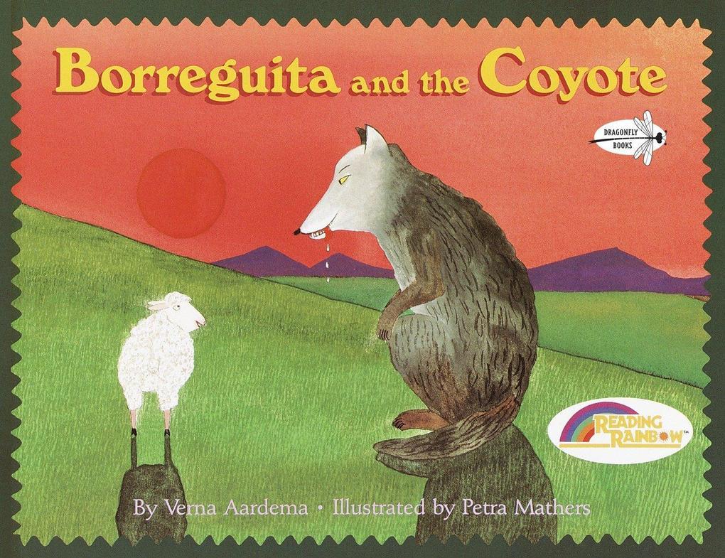 Borreguita and the Coyote als Taschenbuch