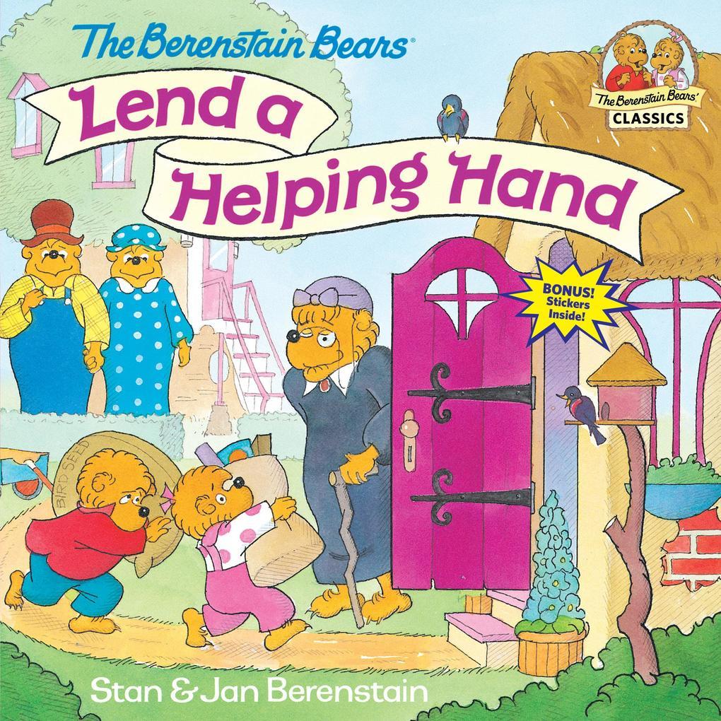 The Berenstain Bears Lend a Helping Hand als Taschenbuch