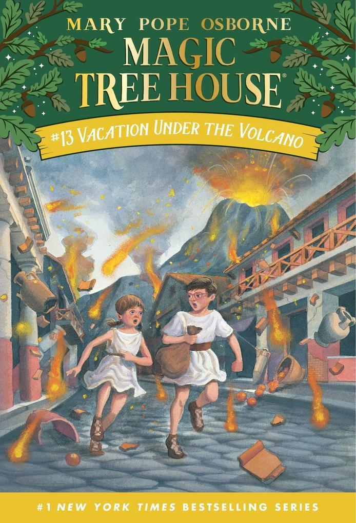 Vacation Under the Volcano als Taschenbuch