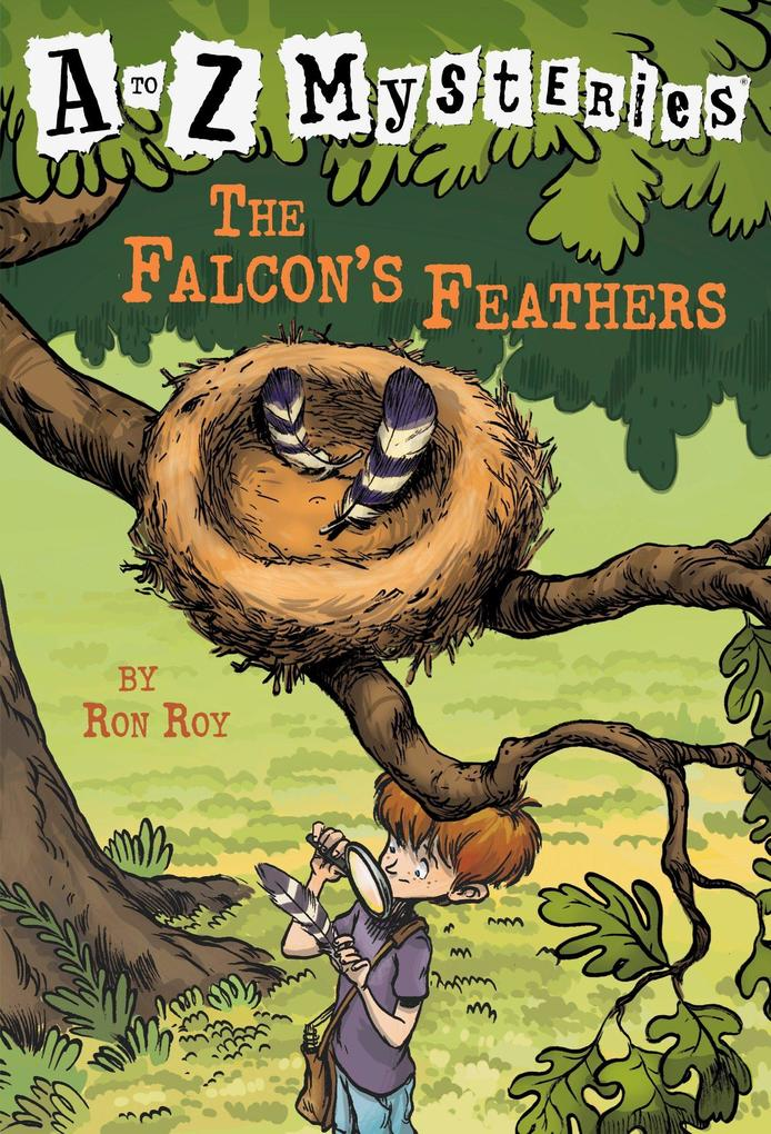 The Falcon's Feathers als Taschenbuch