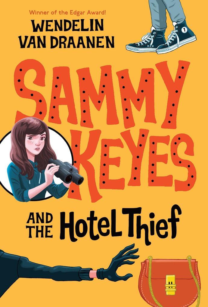 Sammy Keyes and the Hotel Thief als Taschenbuch
