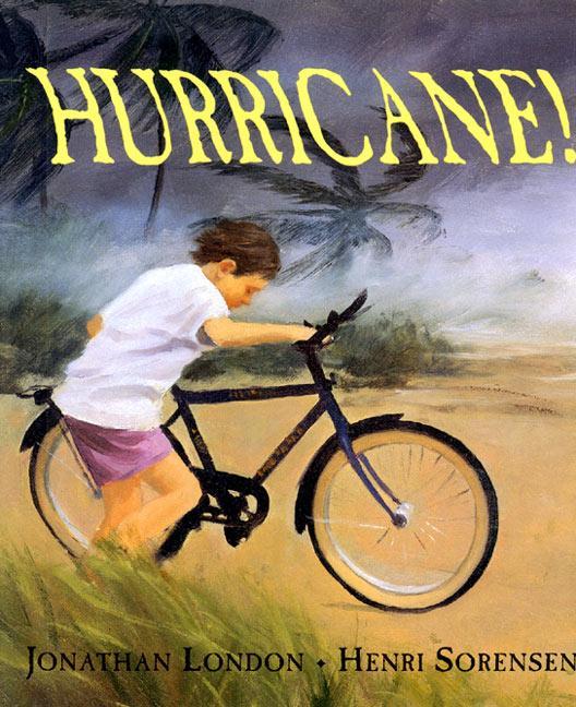 Hurricane! als Buch