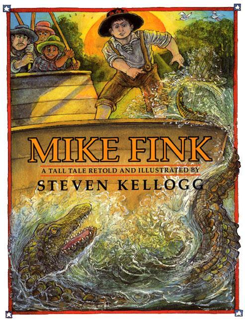 Mike Fink als Taschenbuch