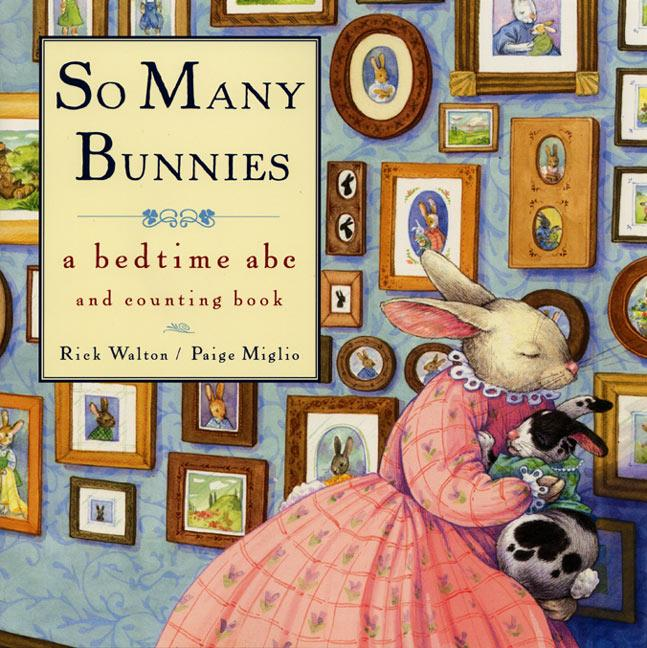 So Many Bunnies: A Bedtime ABC and Counting Book als Buch
