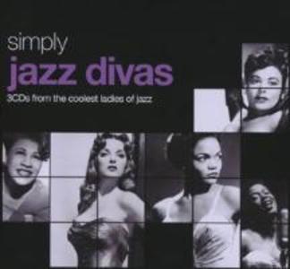 Simply Jazz Divas (3CD Tin)