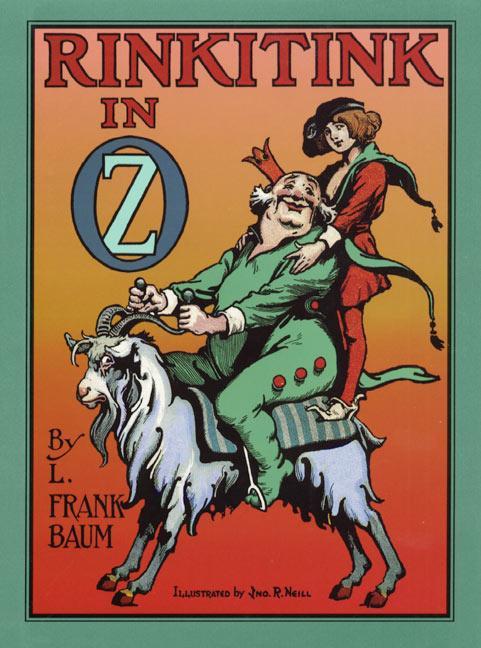 Rinkitink in Oz als Buch