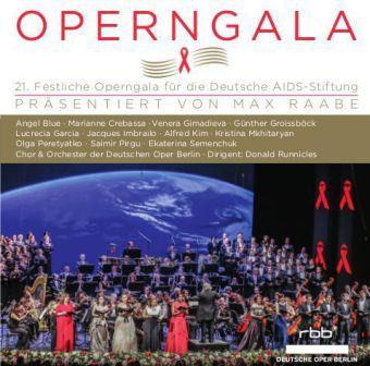 21.Operngala für die AIDS-Stiftung