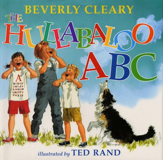 The Hullabaloo ABC als Buch
